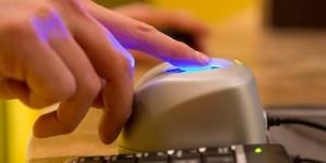 finger prints scanner